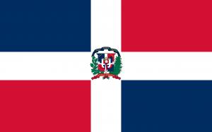 Drapeau Republique Dominicaine