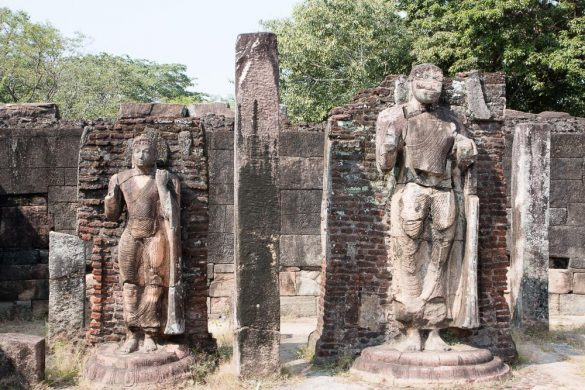 Sri-Lanka J3 (2/2) : Sigiriya (Polonaruwa, …)
