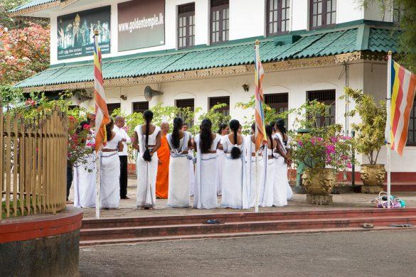 Sri-Lanka J4 (1/2) : en route vers Kandy (Dambulla, …)