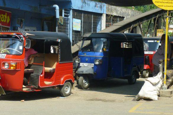 Sri-Lanka J4 (2/2) : Kandy (temple de la Dent, le marché,  …)