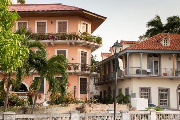 Bienvenido a Panamá